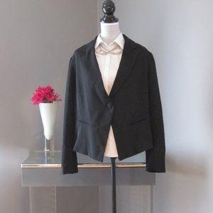 Torrid Black  Blazer Size 1